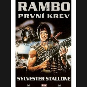 Rambo (First Blood) DVD