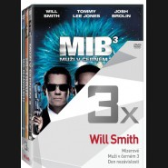 Kolekce: Will Smith 3 DVD