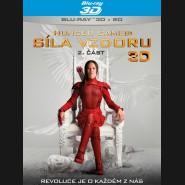 Hunger Games: Síla vzdoru 2. část (Drozdajka 2) (The Hunger Games: Mockingjay - Part 2) 2Blu-ray 3D+2D