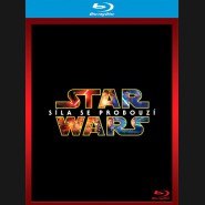Star Wars: Síla se probouzí (Star Wars: Force Awakens) 2Blu-ray
