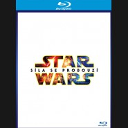 Star Wars: Síla se probouzí Limitovaná edice Lightside (Star Wars: Force Awakens) 2Blu-ray