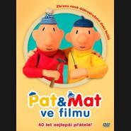 Pat a Mat vo filme DVD 2016