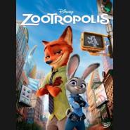 Zootropolis: Město zvířat (Zootropolis) DVD