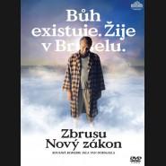 Zbrusu Nový zákon ( Le tout nouveau testament) DVD