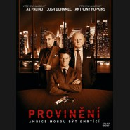 Provinění (Misconduct) DVD