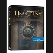 Hra o trůny - 3. SÉRIE - (Game of Thrones) Blu-ray steelbook