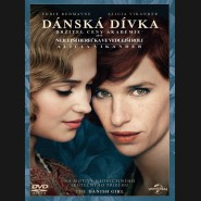 Dánská dívka (The Danish Girl) DVD