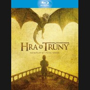 Hra o trůny 5. série (Game of Thrones Season 5) Blu-ray (4 X BD) VIVA balení