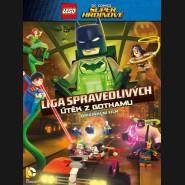 Lego DC Super hrdinové: Útěk z Gothamu (Lego: DC Gotham Breakout) DVD