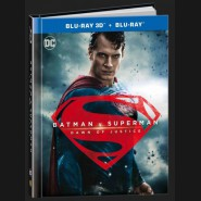 Batman vs. Superman: Úsvit spravedlnosti (Batman v Superman: Dawn of Justice) 2Blu-ray 3D+2D digibook