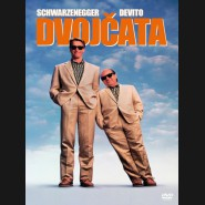 Dvojčata (The Twins) DVD