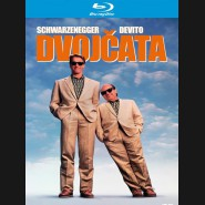Dvojčata (The Twins) Blu-ray