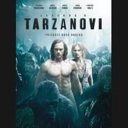 Legenda o Tarzanovi (The Legend of Tarzan) 2016 DVD