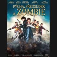 Pýcha, předsudek a zombie (Pride and Prejudice and Zombies) DVD