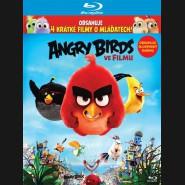 Angry Birds ve filmu BLU-RAY