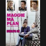 Maggie má plán (Maggie's Plan) DVD