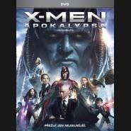X-Men: Apokalypsa (X-Men: Apocalypse) DVD