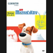 Tajný život maznáčikov  (The Secret Life of Pets) DVD