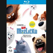 TAJNÝ ŽIVOT MAZLÍČKŮ (The Secret Life of Pets) Blu-ray