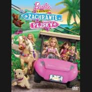 Barbie a sestričky: Zachraňte pejsky (Barbie & Her Sisters in the Puppy Chase) DVD