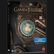 Hra o trůny 6. série (Game of Thrones Season 6) Blu-ray (4 X BD) steelbook