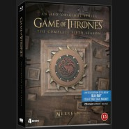 Hra o trůny 5. série (Game of Thrones Season 5) Blu-ray (4 X BD) steelbook