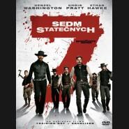 Sedm statečných 2016 (The Magnificent Seven) DVD