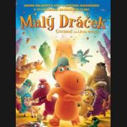 Malý dráček ( Der kleine Drache Kokosnuss) DVD