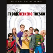 Teorie velkého třesku 9.série 3DVD (Big Bang Theory Season 9 3DVD)