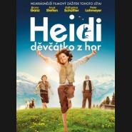 Heidi, děvčátko z hor ( Heidi) DVD