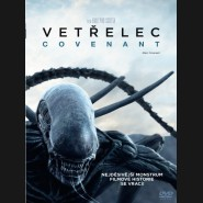 VETŘELEC: Covenant ( Alien: Covenant) DVD