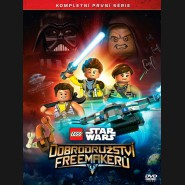 Lego Star Wars: Dobrodružství Freemakerů 1. série 2DVD (Lego Star Wars: The Freemaker Adventures) DVD