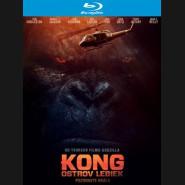 Kong: Ostrov lebek (Kong: Skull Island) Blu-ray