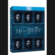 Hra o trůny 6. série (Game of Thrones Season 6) Blu-ray (4 X BD)