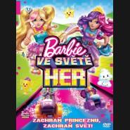Barbie: Ve světě her (Barbie: Star Light Adventure) DVD
