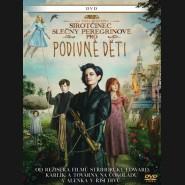 Sirotčinec slečny Peregrinové pro podivné děti (Miss Peregrine's Home for Peculiar Children) DVD