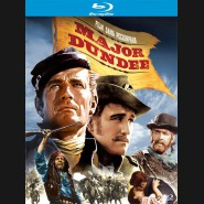Major Dundee Blu-ray