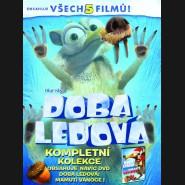 Kolekce: Doba ledová 1-5 + bonus DVD Doba ledová: Mamutí Vánoce 6 DVD