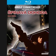 Špinavá Dohoda (Raw Deal) Blu-ray