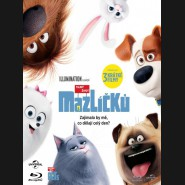 TAJNÝ ŽIVOT MAZLÍČKŮ (The Secret Life of Pets) DVD