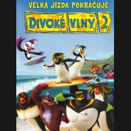 Divoké vlny 2 (Surf's Up 2: WaveMania) DVD