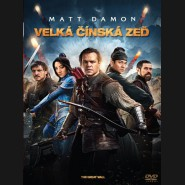 VELKÁ ČÍNSKÁ ZEĎ (The Great WallThe Great Wall) DVD