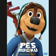 Bodi: Psia Superstar - Pes rocku (Rock Dog) DVD