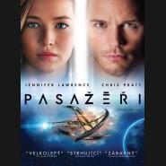 PASAŽÉŘI (Passengers) DVD