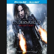 Underworld: Krvavé války (Underworld: Blood Wars) Blu-ray 3D + 2D