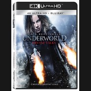 Underworld: Krvavé války (Underworld: Blood Wars) UHD+BD - 2 x Blu-ray