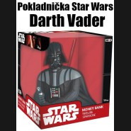Pokladnička Star Wars - Darth Vader