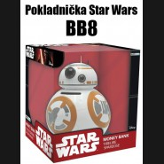 Pokladnička Star Wars - BB8