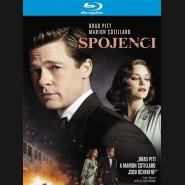 Spojenci (Allied) Blu-ray