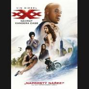 xXx: Návrat Xandera Cage (xXx: The Return Of Xander Cage) DVD